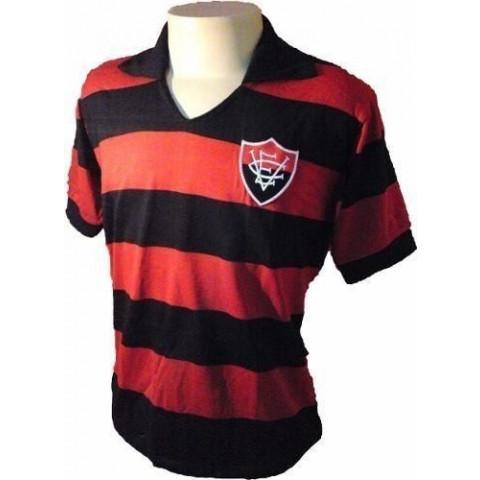 Camisa retrô do Vitória da BA 1976 - Confecção em até 18 dias