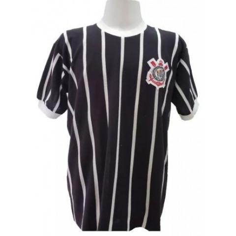 Camisa retrô do Corinthians Tradicional 1978 - Confecção em até 18 dias