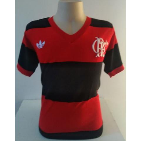 Flamengo 1980 - 1983 - Confecção em até 18 dias úteis.