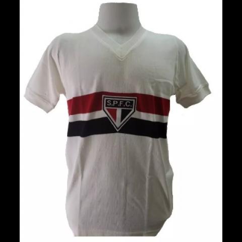Camisa retrô do São Paulo 1982