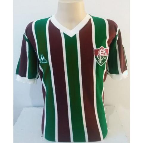 Fluminense 1983 Listrada Le Coq Sportif - Confecção em até 18 dias úteis.
