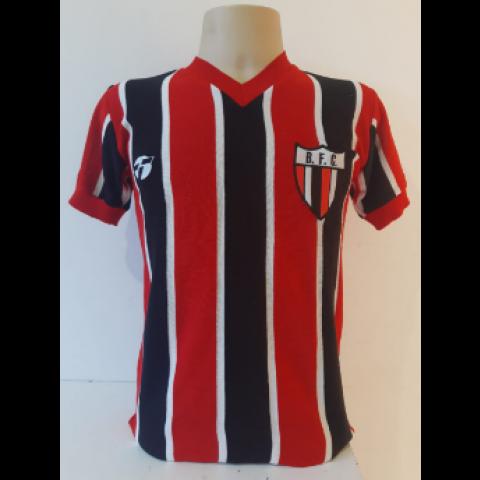 Camisa Retrô do Botafogo SP 1984 - Confecção em até 18 dias úteis.