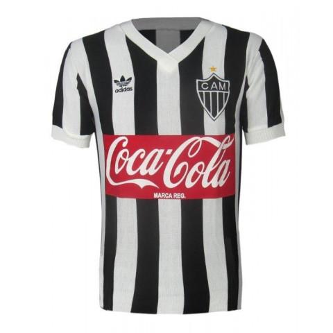 Camisa retrô do Atlético Mineiro 1986 - Confecção em até 18 dias