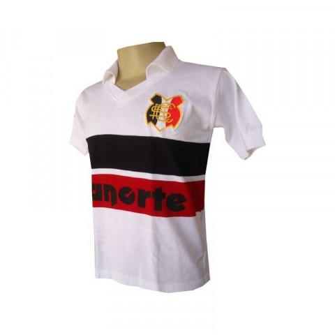 Camisa retrô do Santa Cruz 1986 Gola Polo - Confecção em até 18 dias
