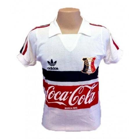 Camisa Retrô do Santa Cruz 1987 - Confecção em até 18 dias úteis.