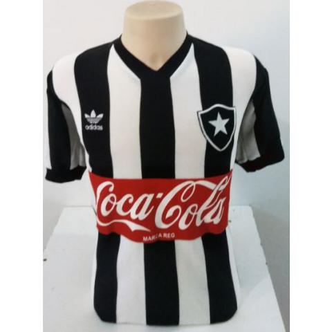Botafogo 1987 - Confecção em até 18 dias úteis.