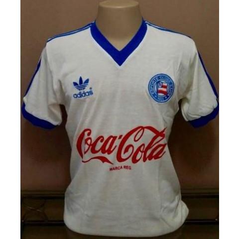Bahia 1988 Branca - Confecção em até 18 dias uteis