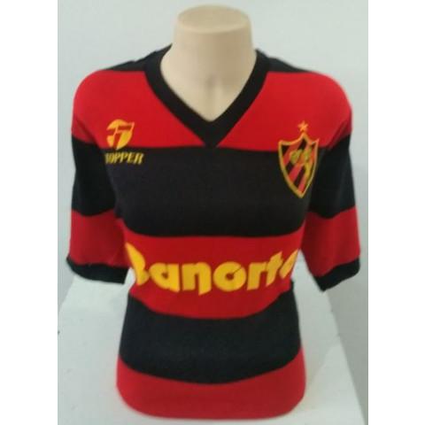 Camisa Retrô do Sport 1988 - Confecção em até 18 dias úteis.