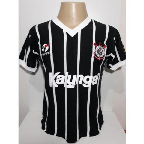 Camisa retrô do Corinthians 1988 - Confecção em até 18 dias