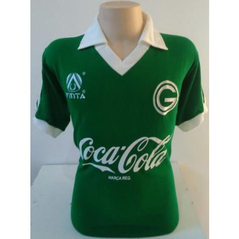 Camisa retrô do Goiás década de 80 - Confecção em até 18 dias úteis.