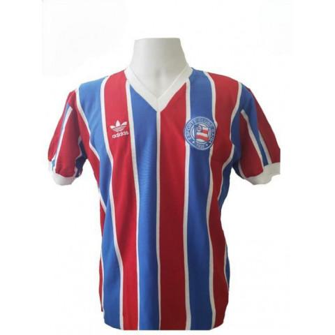 Camisa retrô do Bahia tradicional - Confecção em até 18 dias uteis