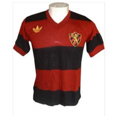 Camisa retrô do Sport Clube Recife Tradicional - Confecção em até 18 dias