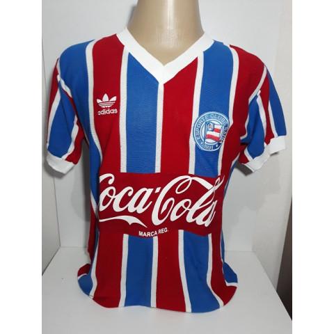 Bahia de 1988 Coca-Cola Tricolor- Confecção em até 18 dias úteis.
