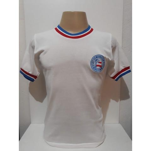 Camisa retrô do Bahia 1970 - Confecção em até 18 dias uteis