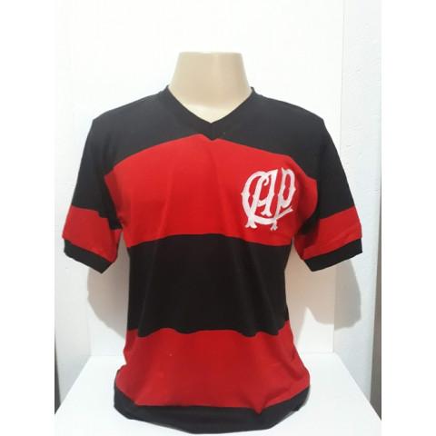 Camisa Retrô do Athletico Paranaense Comemorativa - Confecção em até 18 dias úteis.