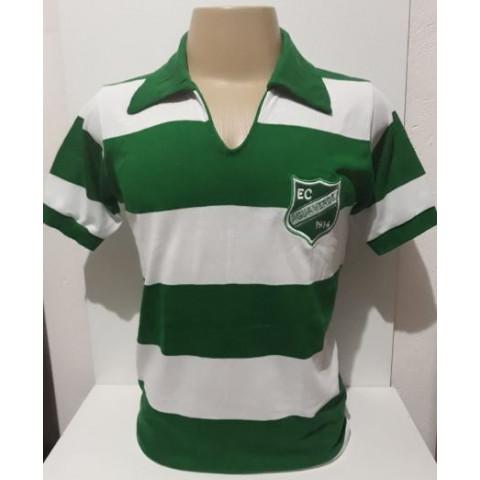 Camisa Retrô do Água Verde - Confecção em até 18 dias úteis.