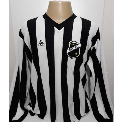 Camisa Retrô do ABC F.C manga longa - Confecção em até 18 dias úteis.