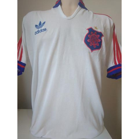 Bonsucesso F.C Branco Adidas - Confecção em até 18 dias úteis.
