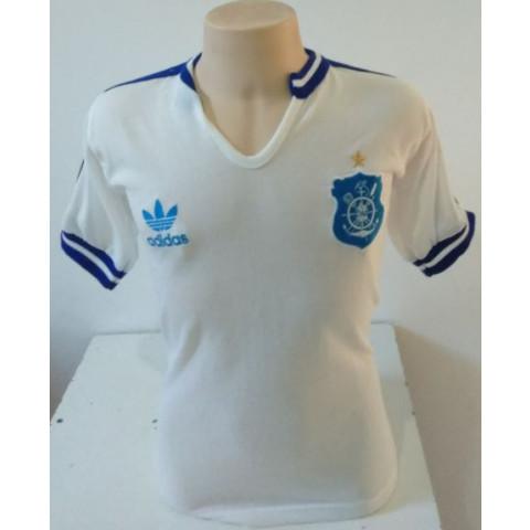 Olaria Atlético Clube Branca Adidas - Confecção em até 18 dias úteis.