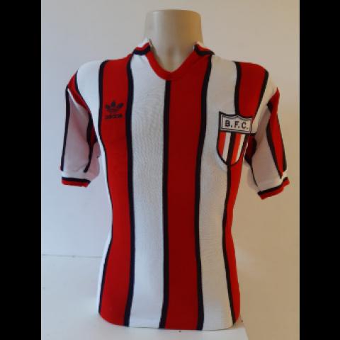 Camisa retrô do Botafogo SP Adidas - Confecção em até 18 dias uteis