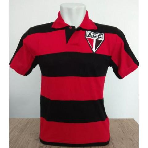 Camisa retrô do Atlético Goianiense anos 80 - Confecção em até 18 dias uteis