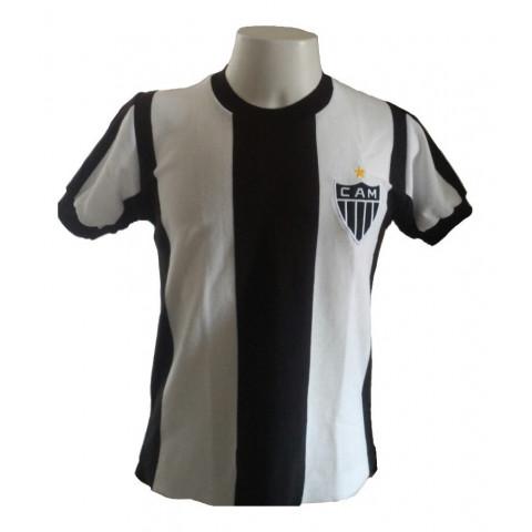Camisa retrô Atlético Mineiro 1971 - Confecção em até 18 dias úteis.