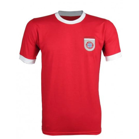 Camisa Retrô do Bayern Munich 1970 - Confecção em até 18 dias úteis.
