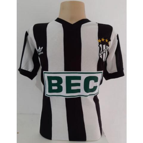 Camisa Retrô do Ceará BEC - Confecção em até 18 dias úteis.