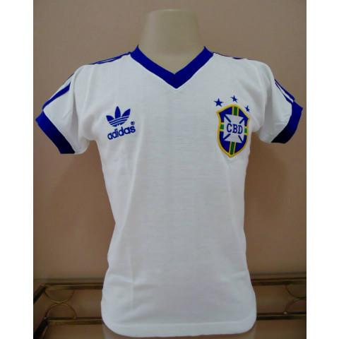 Brasil 1978 branca - Confecção em até 18 dias úteis.