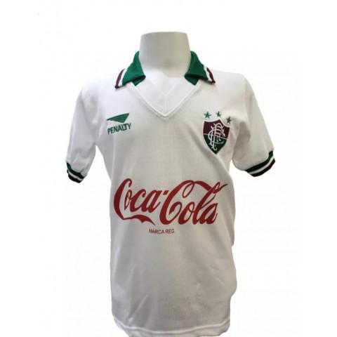 Fluminense 1988 Branca - Confecção em até 18 dias úteis.