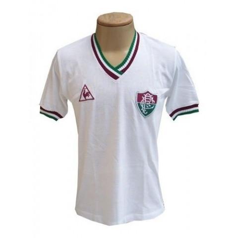 Fluminense 1983 Branca Le Coq Sportif - Confecção em até 18 dias úteis.