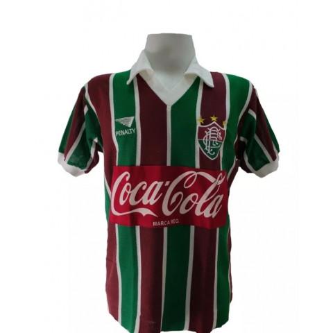 Fluminense 1988 Listrada - Confecção em até 18 dias úteis.
