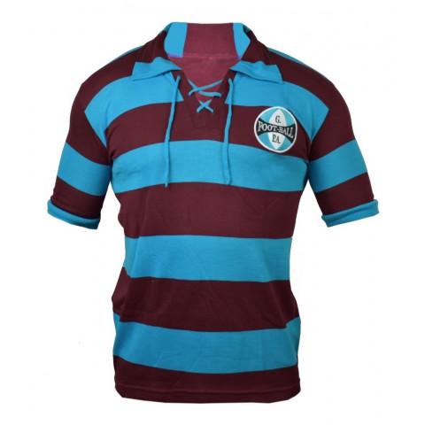Camisa retrô do Grêmio ano de 1903 - Confecção em até 18 dias