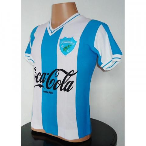 Camisa Retrô do Londrina - Confecção em até 18 dias úteis