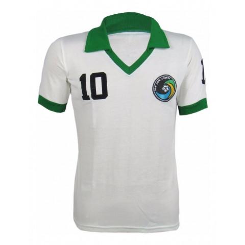 Camisa retrô do Pelé NY Cosmos - Confecção em até 18 dias