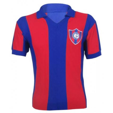 Camisa Retrô do Cerro Porteno - Confecção em até 18 dias úteis.