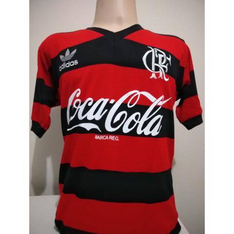Flamengo coca cola - Confecção em até 18 dias úteis.