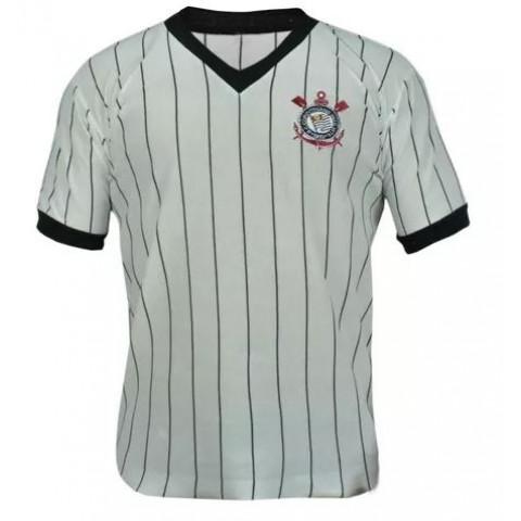 Camisa retrô do Corinthians Comemorativa - Confeção em até 18 dias