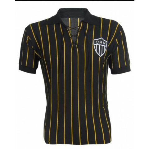 Camisa retrô do atlético Mineiro Cordinha - Confecção em até 18 dias Uteis