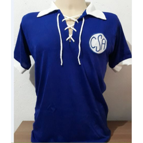 Camisa retrô do CSA Cordinha - Confecção em até 18 dias