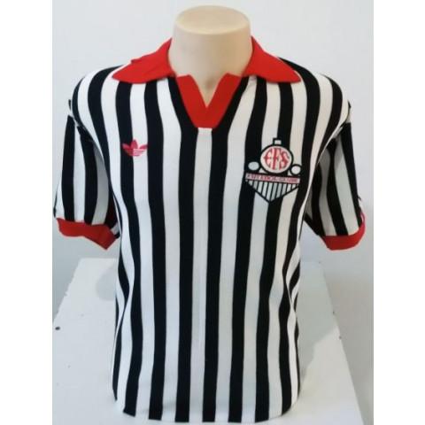 Camisa Retrô do Estrada de Ferro Sorocabana FC - Confecção em até 18 dias úteis.