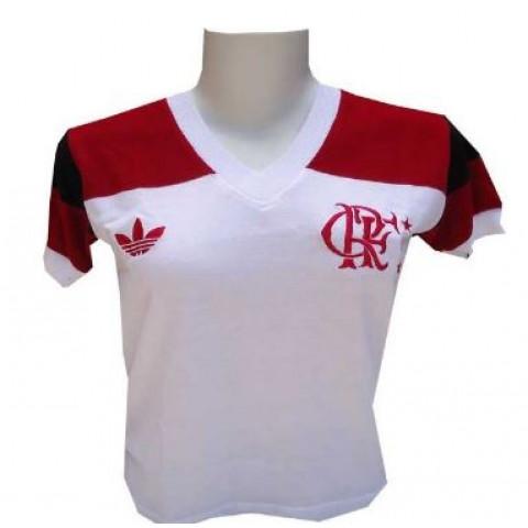 Flamengo Feminina (Baby Look) 1981 - Confecção em até 18 dias úteis.