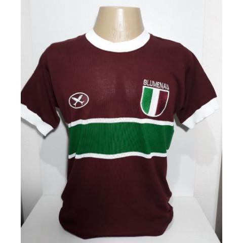 Camisa Retrô do Blumenau - Confecção em até 18 dias úteis.