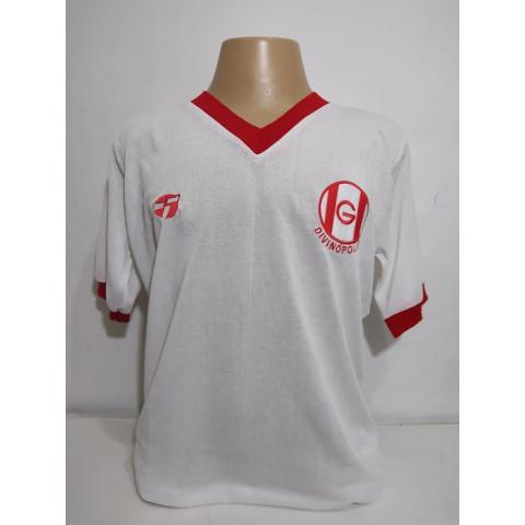 Camisa Retrô do Guarani Esporte Clube de Diviópolis - Confecção em até 18 dias úteis.
