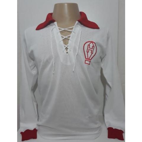 Camisa Retrô do Atlético Huracán 1973 - Confecção em até 18 dias úteis.