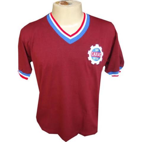 Camisa Retrô do Caxias 1976 - Confecção em até 18 dias úteis.