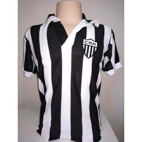 Camisa retrô do Atlético Mineiro 1950 - Confecção em até 18 dias uteis