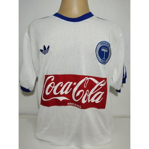 Camisa retrô do Esporte Clube Pinheiros Coca Cola - Confecção em até 18 dias utéis