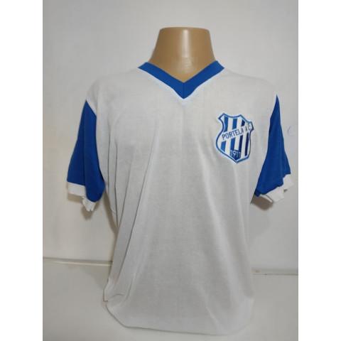 Camisa retrô do Portela Atlético Clube - Confecção em até 18 dias úteis.