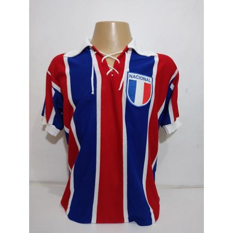 Camisa Retrô do Nacional PB - Confecção em até 18 dias úteis.